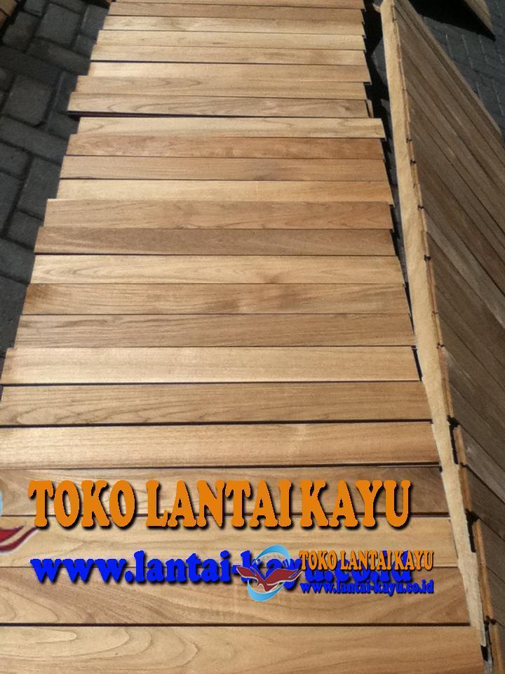 Jual mini flooring solid