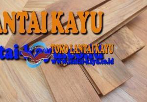 lantai kayu jati ukuran 17cm