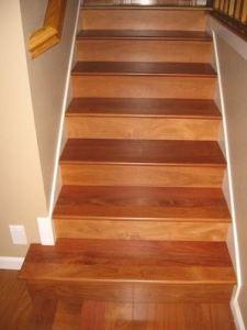 harga papan tangga kayu jati dan merbau