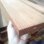 lantai kayu decking kalimantan