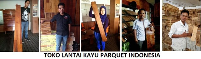 toko lantai kayu parquet indonesia