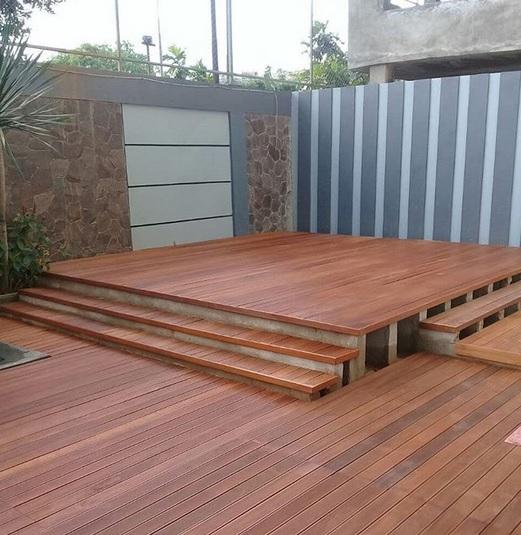 lantai kayu aceh