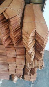 promo boom Atap sirap kayu ulin kalimantan