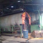mesin oven kayu