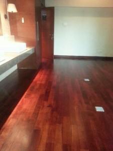 jual lantai kayu parket pontianak
