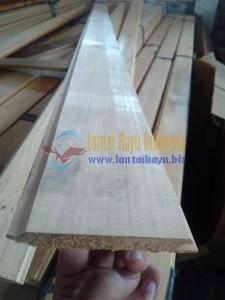 harga plafon kayu agathis