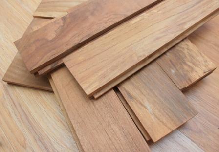 Jual lantai kayu depok
