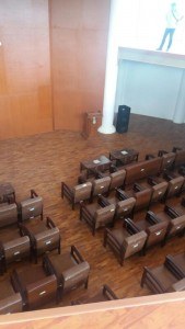 lantai kayu banten