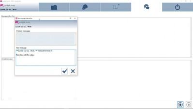 Lantek Wos - Office-Operator communication