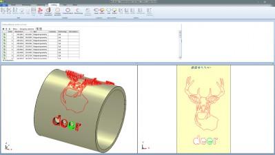 Lantek Flex3d Tubes - Design options