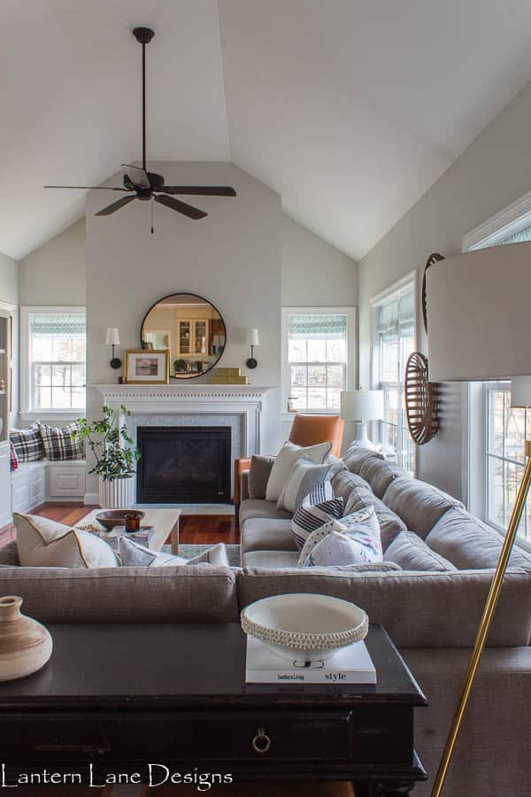 Small Living Room Decor Ideas With A Sectional