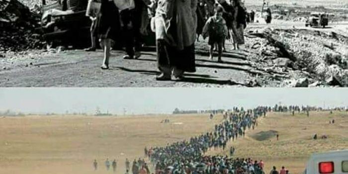 AL NAKBA E LA MATTANZA ISRAELIANA DEL POPOLO PALESTINESE