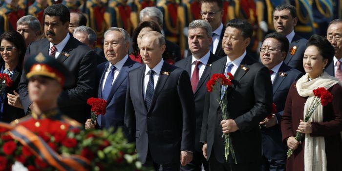 APPELLO ALLA CINA E ALLA RUSSIA: PER FAVORE NON LASCIATE CHE IL VENEZUELA CADA