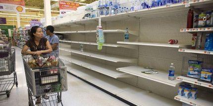 La famosa foto della escasez in Venezuela che ha ingannato tutti fu scattata a New York
