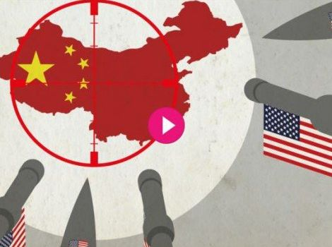 'The Coming War Between America and China': il nuovo documentario di John Pilger