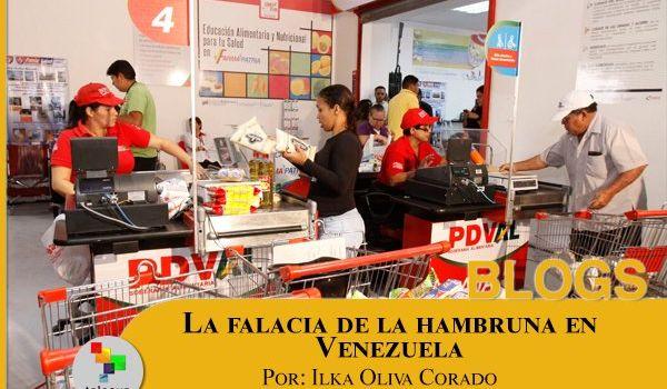 Venezuela: il ruolo dei media internazionali nell'inganno della carestia