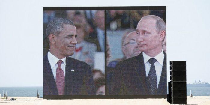 Reuters chiede: E' più una minaccia Obama o Putin?. Le sorprendento risposte dagli Usa