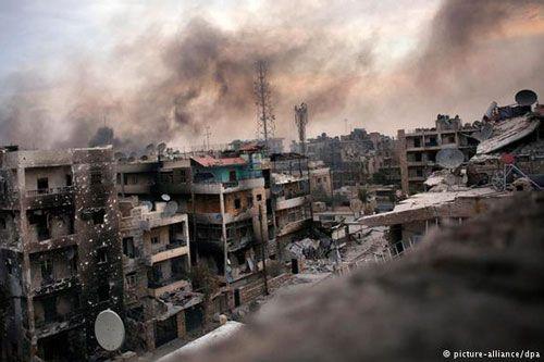 Partito comunista portoghese: 'il popolo siriano resiste eroicamente da 5 anni contro un'aggressione criminale'