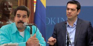 Nicolas Maduro: Fratelli e sorelle della Grecia non abbiate paura a spezzare le catene del FMI