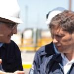 KICILLOF VISITO LA REFINERIA DE CAMPANA Y POSICIONA A LA PROVINCIA EN EL MAPA ENERGETICO