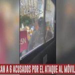 NOTIFICAN A SEIS ACUSADOS POR EL ATAQUE AL MOVIL DE C5N