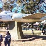 El Gloster Meteor de Salta y los pilotos de Perón