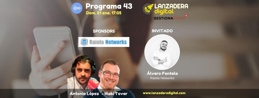 Álvaro Fontela Radio Podcast