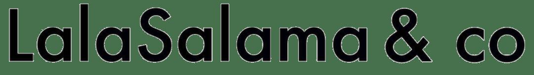 LOGO LALASALAMA TIENDA ONLINE ROPA FEMENINA AGENCIA MARKETING ONLINE EN BADAJOZ MEJOR DISEÑADORA WEB DE EXTREMADURA FASHION WEB DESIGN