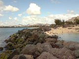 Playa del Jablillo in Costa Teguise - Romanzur