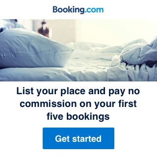 List your holiday rental with booking.com