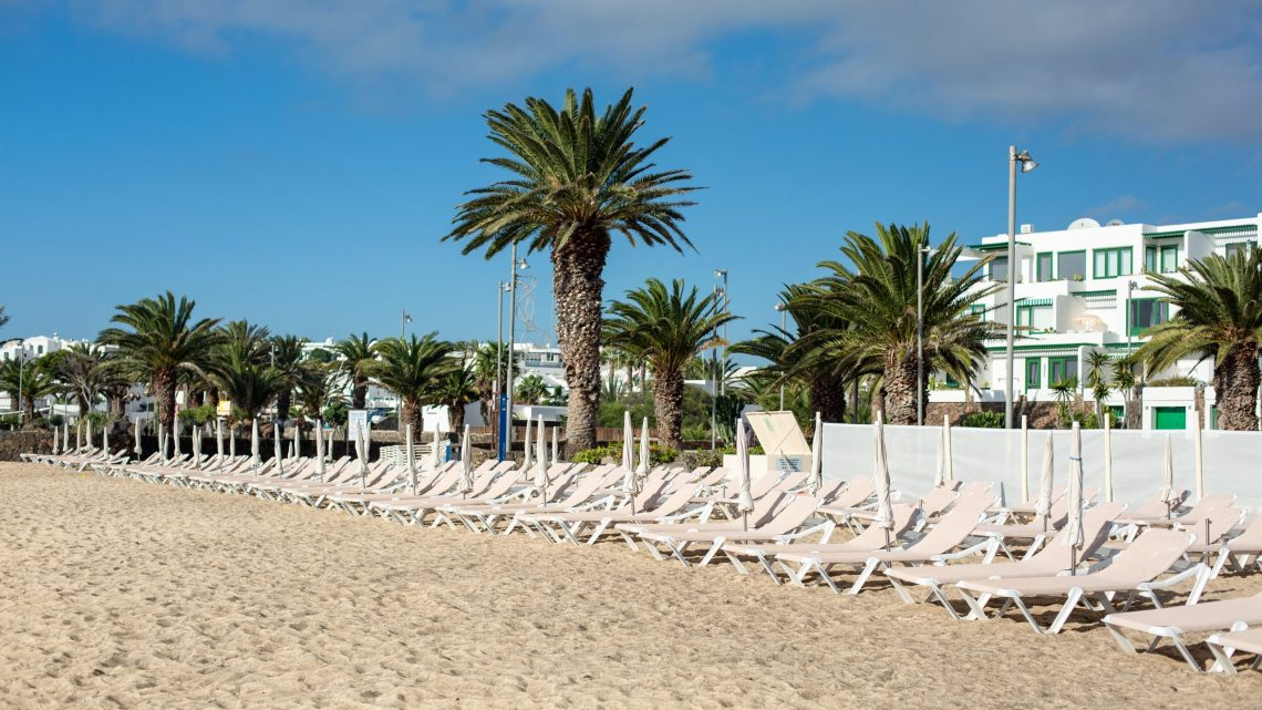 Costa Teguise Resort and Beach
