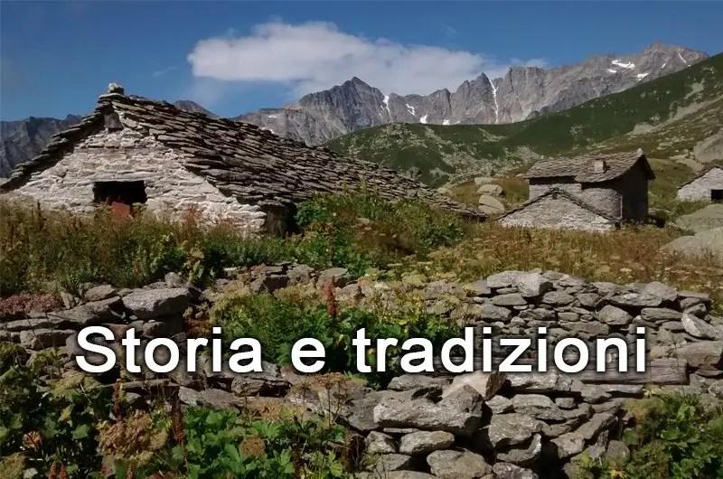 storia e tradizioni