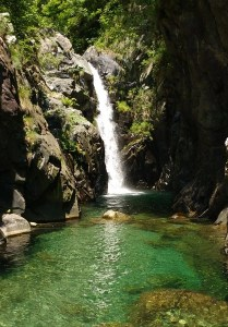 cascata del Pin Neir