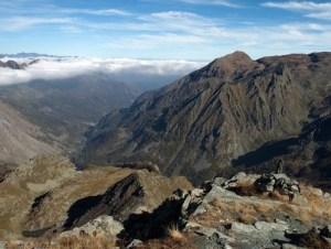 Panorama da punta Serene