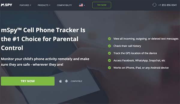 mspy tracker