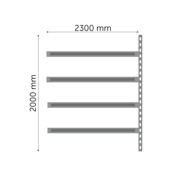Meediumriiuli jätkuosa niiskuskindel vineerplaat 2000x2300mm