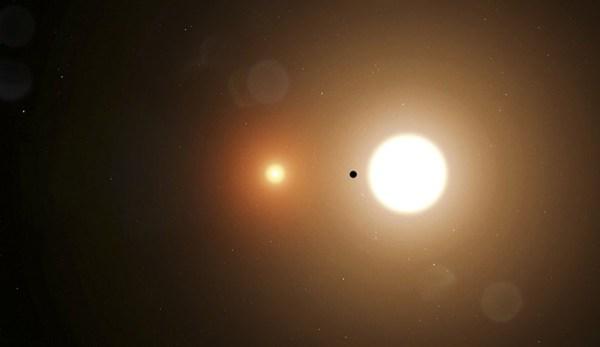 """NASA descubre planeta del tamaño de la Tierra en zona """"habitable"""""""