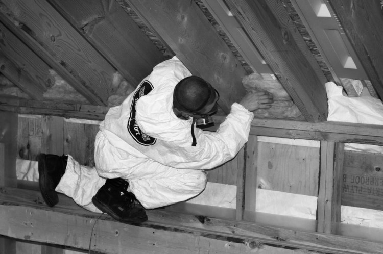 Is Insulation Removal recommended for attic floor Insulation