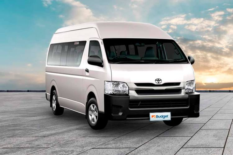 Hire Lion's Agency For 12 Seater Van Hire
