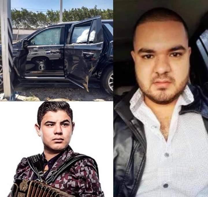 Matan en Zapopan a hermano del cantante Alfredo Olivas y a su familia.