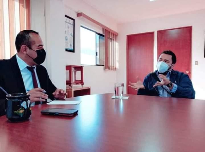 El Gobierno Municipal busca abrir una ventanilla Profeco en Apatzingán.