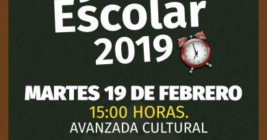 Concón: Este martes 19 de febrero se realizará entrega de Ayuda Escolar 2019