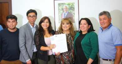 Papudo: Firman convenio para aplicar plan comunal de actividad física y deporte