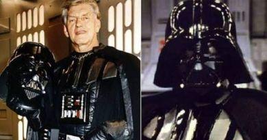 ¡SE NOS FUE DARTH VADER! A los 85 años murió David Prowse, el actor que encarnó al personaje