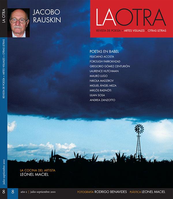 Revista La Otra No. 8