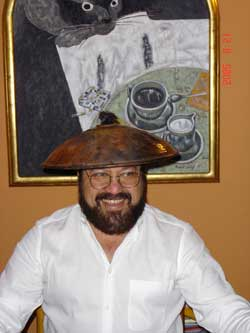 Carlos Maciel. Foto: JAL