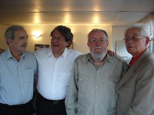 Gelman, Chumacero, GTZ Vega, Montemayor
