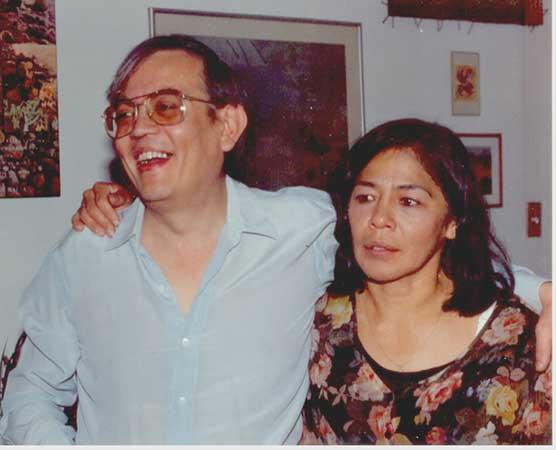 Guadalupe y Xavier