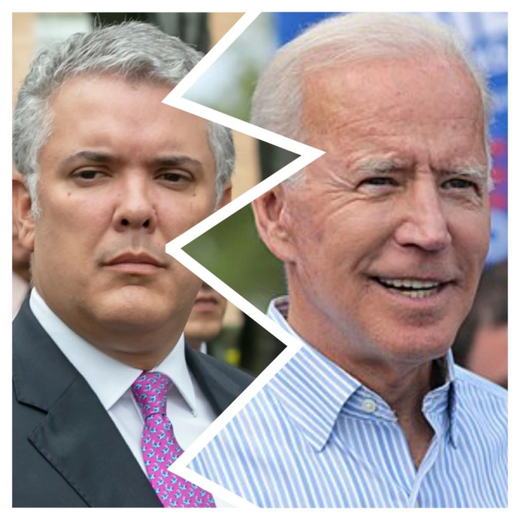 Al presidente Duque le dolió que lo ignorara Biden