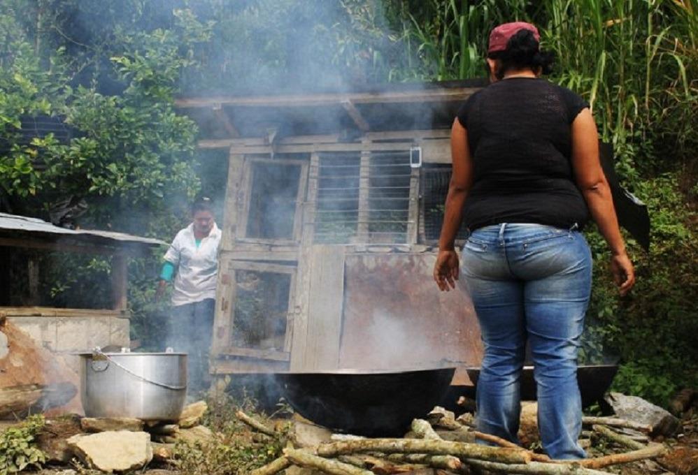 La utopia del sancocho en medio del conflicto armado en Colombia